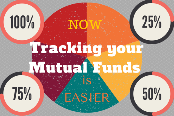 how to track mutual funds portfolio all in one place