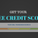 I got my Free Credit Score & Report from CIBIL. Have you?